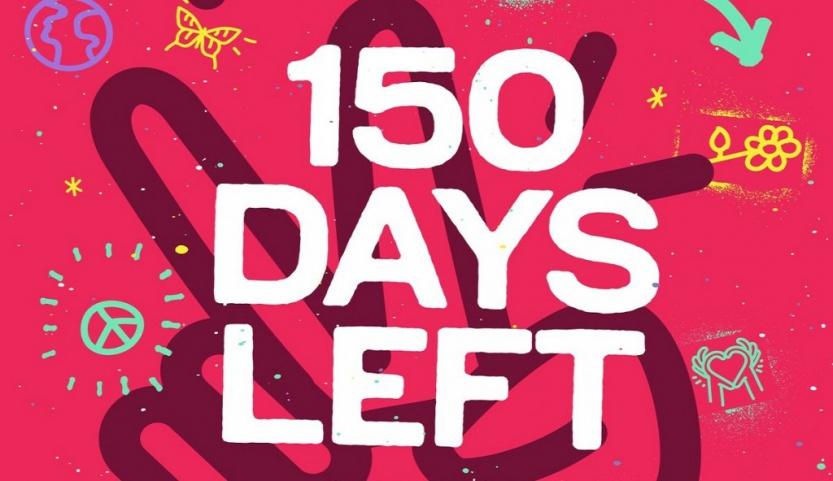 150 days left