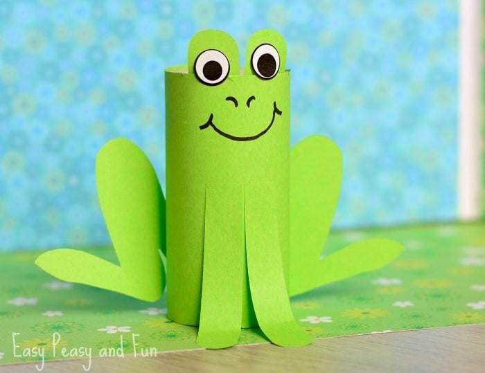 Frog-Craft-for-Kids-christmas